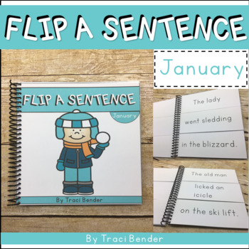 Flip a Sentence {January Set}