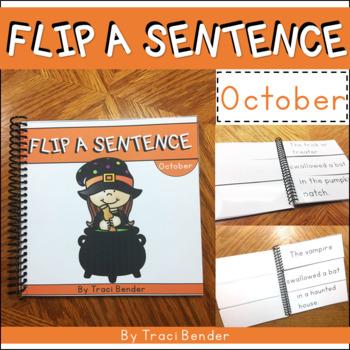 Flip a Sentence {October Set}