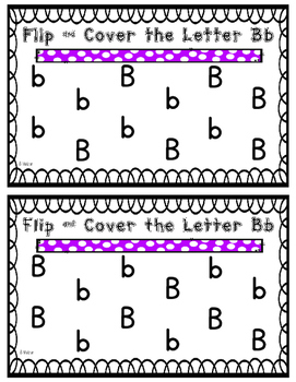 Flip and Cover the ABC's