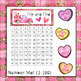 Flip and Find 1-100 and 1-120 (Valentine's Day Theme)