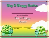 Flip and Floppy--A Beginner's Reader and Activity Kit