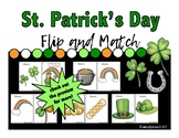 Flip and Match - St. Patrick's Day