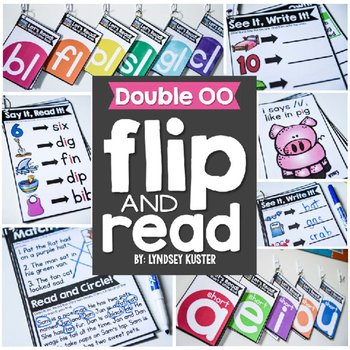 Flip and Read! {Double OO}