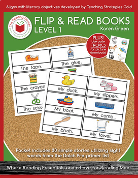 Level 1 Flip & Reads
