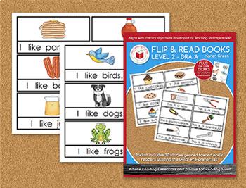 Flip and Read - Level 2 - Digital Download