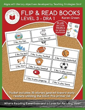 Flip and Read - Level 3 - Digital Download