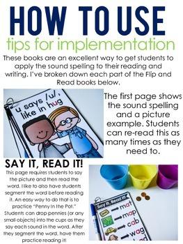 Flip and Read! {Ai and Ay}