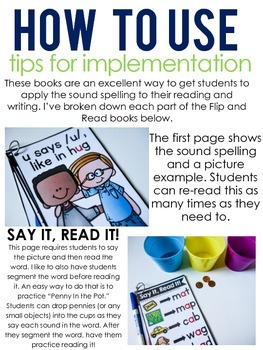 Flip and Read! {S-Blends}