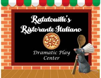 Dramatic Play Center Themes Bundle