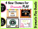 Dramatic Play Center Themes Bundle