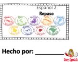 Flip book Review Spanish 2