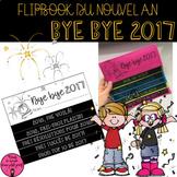 Flip book du Nouvel an // French New Year's Flip Book (3 à 6e année)