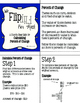 Flip for Math:  Percent of Change Plus Jumbo Practice Cards