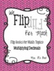 Flip for Math:  The COMPLETE Set Bundled Into ONE!