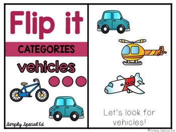 Flip it: Basic Categories