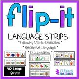Flip-it Language Strips