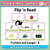 Flip n' Read: CVC phonics A (full set)