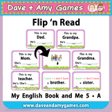 Flip n' Read: My English Book and Me 5 Set A