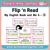 Flip 'n Read: My English Book and Me 6 Set A