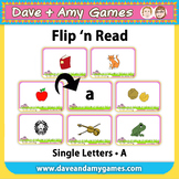 Flip 'n Read: ABC Phonics A