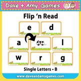 Flip 'n Read: ABC Phonics B