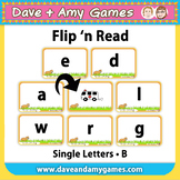 Flip 'n Read: ABC Phonics B
