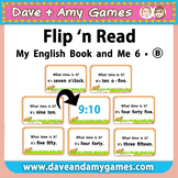 Flip 'n Read: My English Book and Me 6 Set B