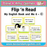 Flip 'n Read: My English Book and Me 6 Set C
