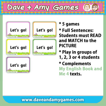 Flip n' Read: CVC phonics A (5 games)