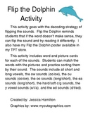 Flip the Dolphin Decoding Activities