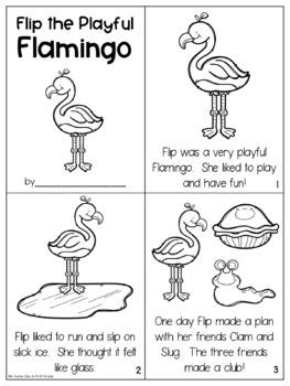 Flip the Playful Flamingo {L-Blends!}