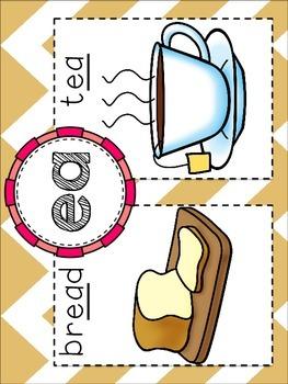 Flip the Sound: EA {like in bread + in tea}