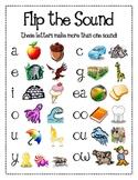 Flip the Sound Poster