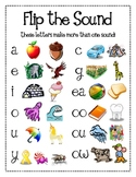 Flip the Sound Poster