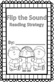 Flip the Sound Reading Strategy Booklet {Phonics}