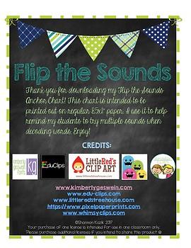 Flip the Sounds!