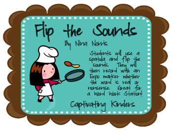 Flip the Sounds