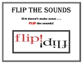 Flip the Sounds posters