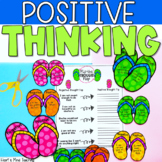 Flip the Negative Thought Flop for Google Classroom Distan