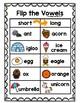 Flip the Vowel Sounds Posters