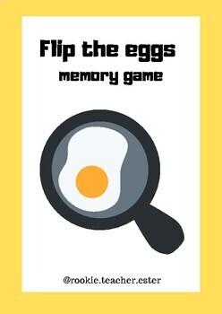Flip the eggs