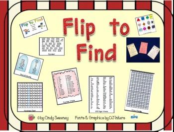 Flip to Find Classroom Helper