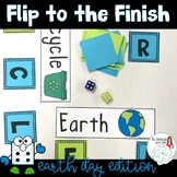 Flip to the Finish: Earth Day