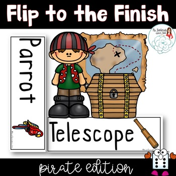 Flip to the Finish: Pirate Edition