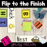 Flip to the Finish: Spring