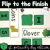 Flip to the Finish: St. Patrick's Day