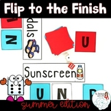 Flip to the Finish: Summer