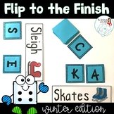 Flip to the Finish: Winter