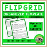 FlipGrid Outline Template