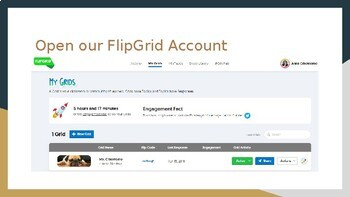 FlipGrid Quick Review